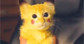 adorable kitten pokemon go pikachu caturday